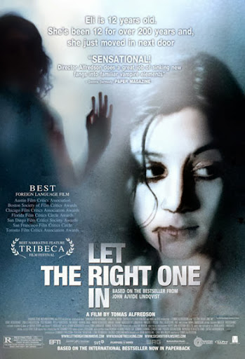 Let The Right One In - Yêu nhầm ác quỷ