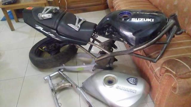 Jual Part2 Orisinal Suzuki Bandit 400 dan Suzuki GSXR