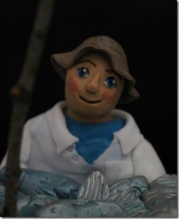 En lycklig fiskare