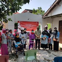 Gotong Royong Warga Yogyakarta Untuk Bantu Difabel Wanita