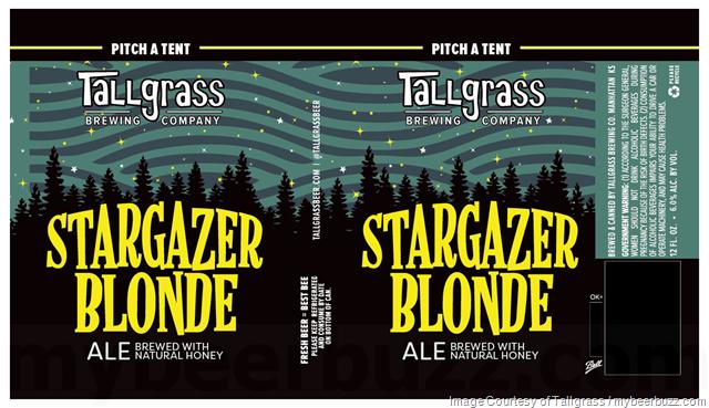 Tallgrass Brewing Adding Stargazer Blonde