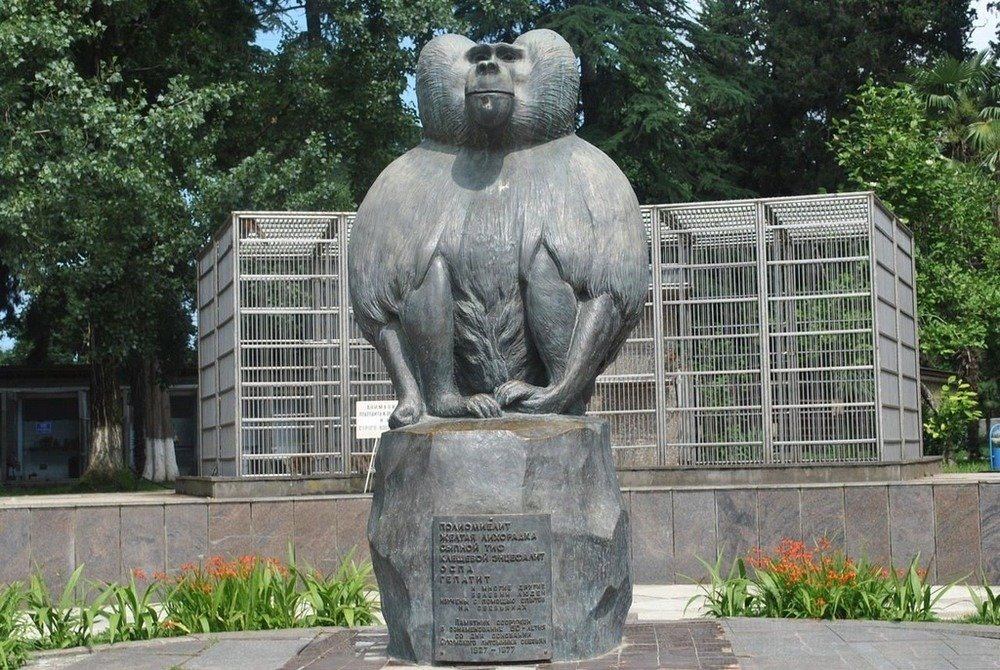 monkey-monument-sukhumi