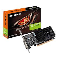 Gigabyte GeForce GT 1030 Low Profile D4 2G DDR4 Graphics Card