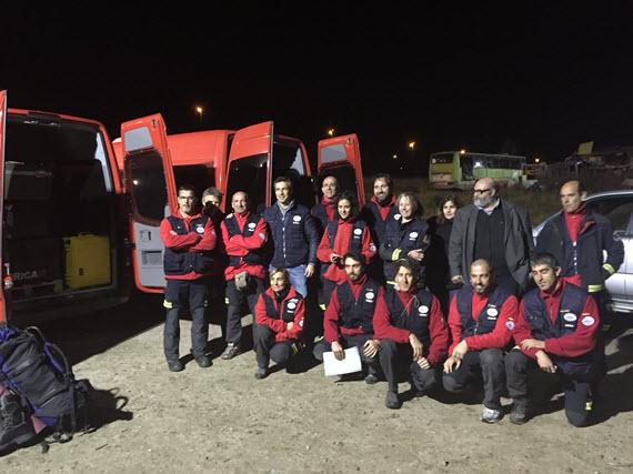 La Comunidad de Madrid envía un equipo de ayuda a Ecuador
