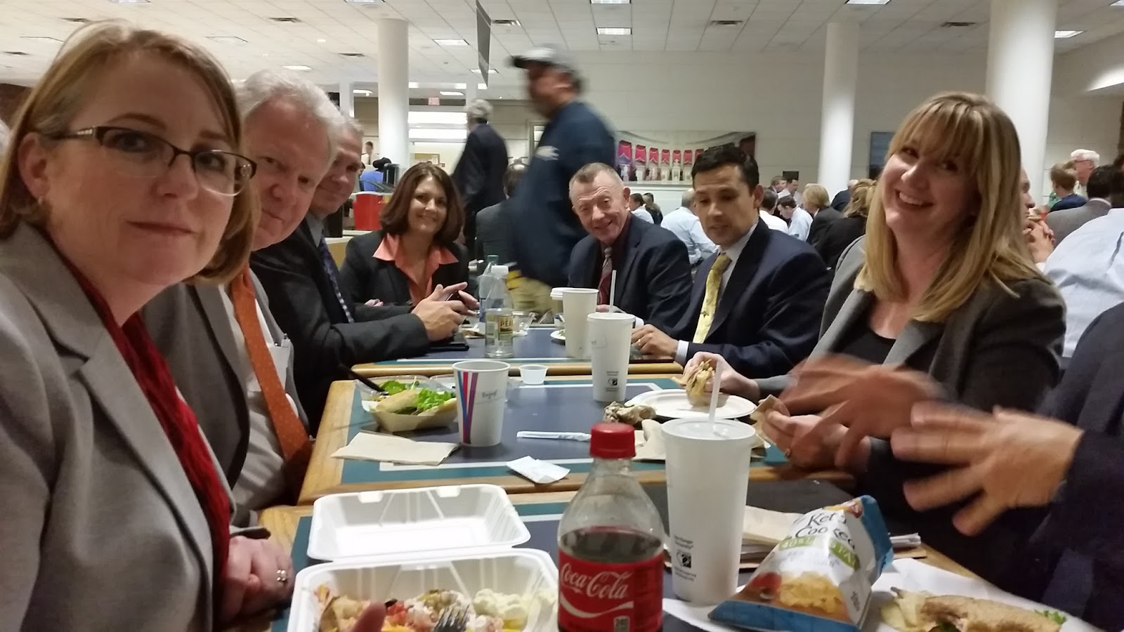 Washington DC CEO Summit 2016 - Lunch%2BBreak.jpg
