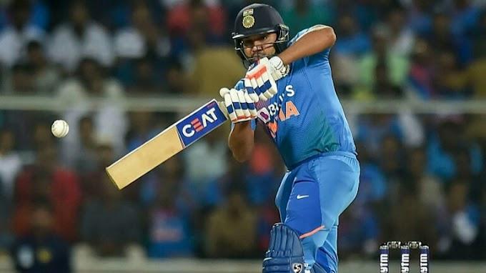 एक ही गेंद पर दो बार आउट होने और एक बार चोटिल होने से बचे रोहित शर्मा, ये है पूरी स्टोरी