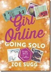 Garota Online -Going Solo-Zoella-Zoe Sugg-Verus Editora-MLNET