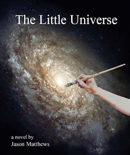 The Little Universe front cover, Jason Matthews, spiritual books