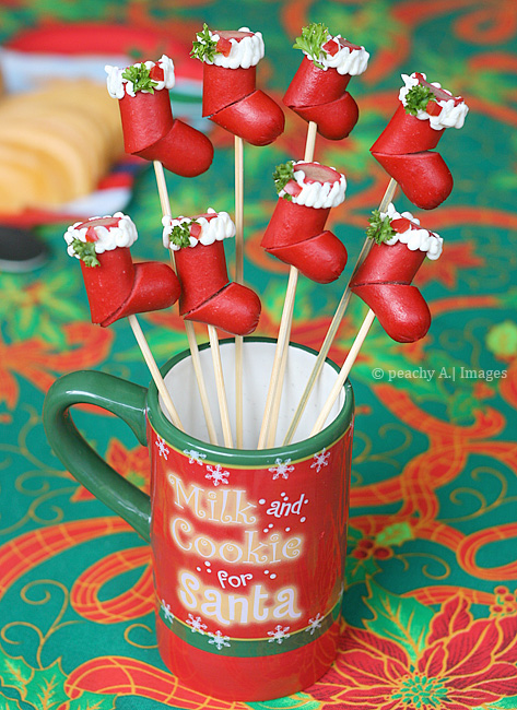 Santa Claus- Themed Noche Buena