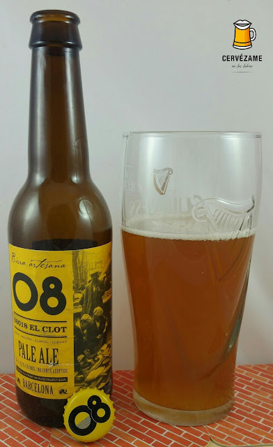 cerveza beer Birra 08 08018 Clot Cervezame en los labios