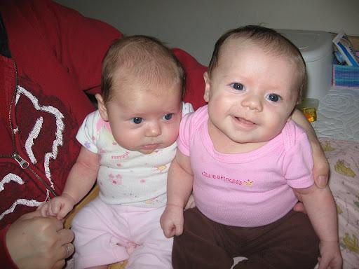Lindsey (L) & Lauren (R)