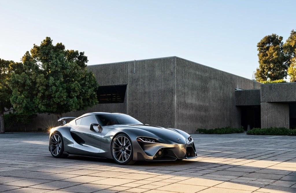 Toyota FT1 Concept New Supra Pebble Beach Monterey003