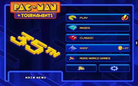 PAC-MAN +Tournaments v1.1.8