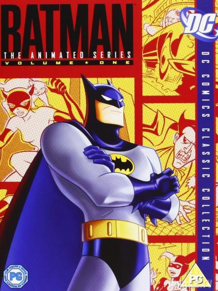 Batman: The Animated Series Season 1