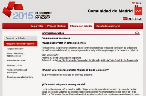 Respuestas a las preguntas más frecuentes sobre las elecciones del 24 de mayo