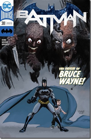 DC Comics Batman Issue No 038 cover 1