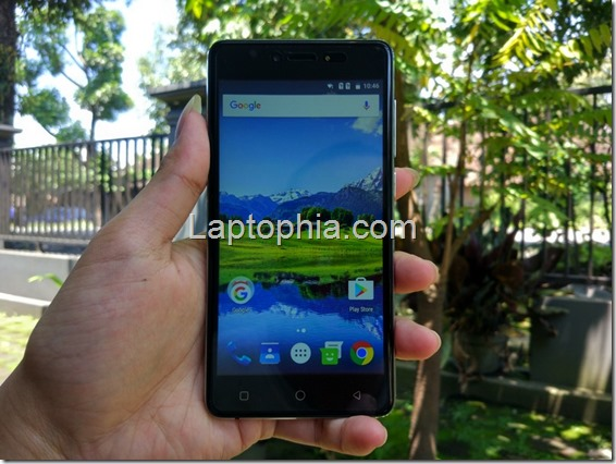 Evercoss Winner Y Smart U50 Review: 4G LTE Harga Terjangkau