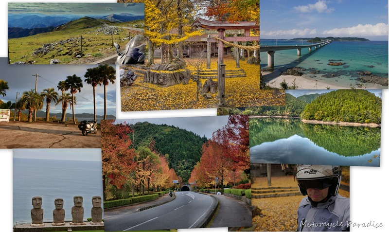 Japan Autumn Motorcycle Tour 2015