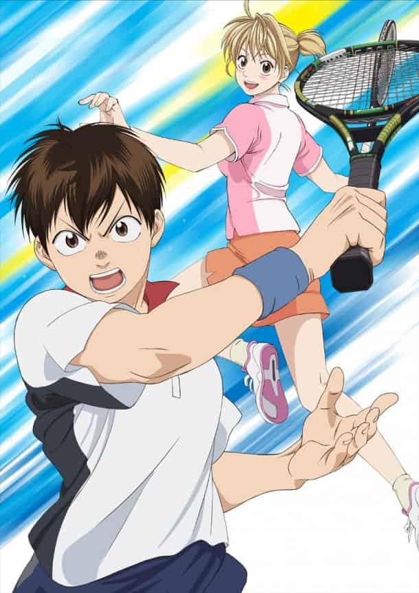 Ông Hoàng Tennis Phần 1