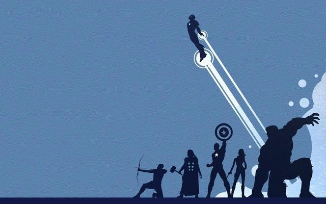 Desktop Wallpaper The Avengers