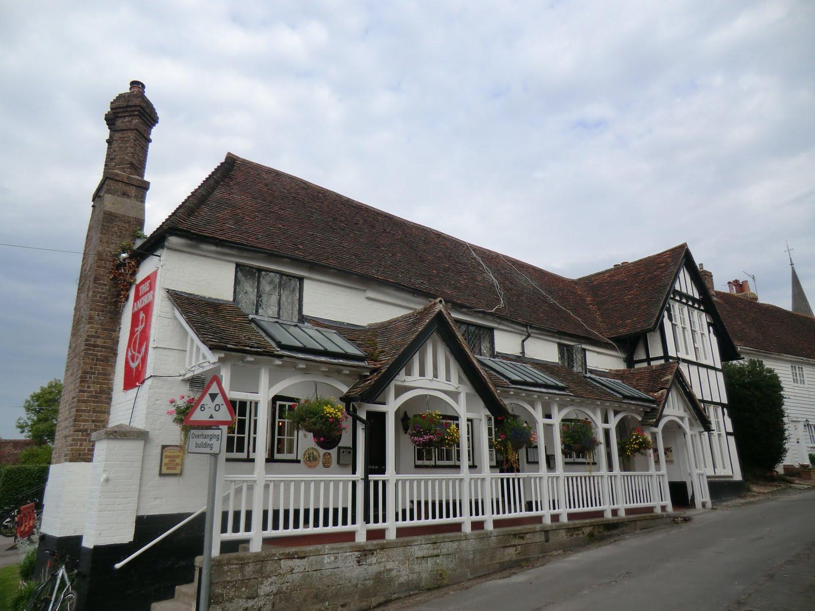 CIMG8790 Anchor Inn, Hartfield
