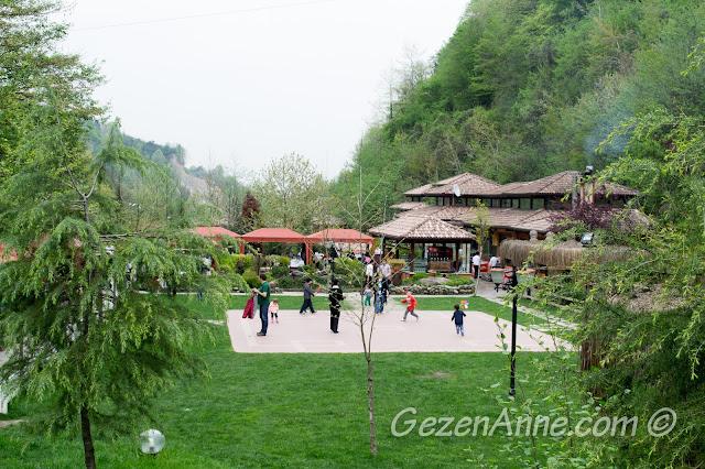 çocuk oyun alanı, Naturköy Sapanca
