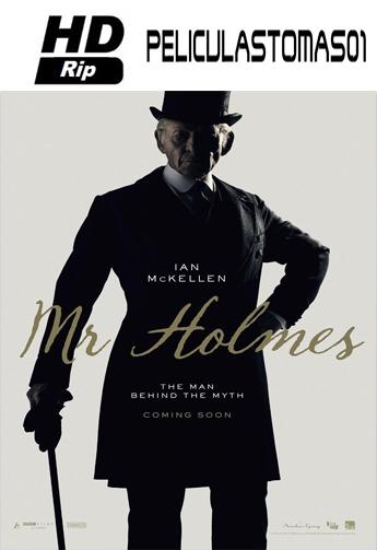 Mr. Holmes (2015) HDRip