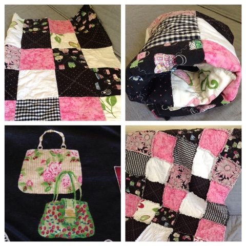 A Three Quilt Summer