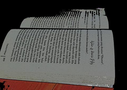 Rajin Pangkal Pandai, Baca Pangkal Karya