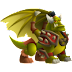 Dragón Orco | Orc Dragon