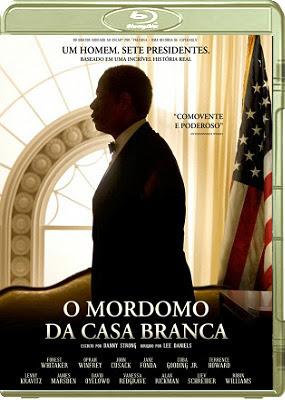 Filme Poster O Mordomo da Casa Branca BDRip XviD Dual Audio & RMVB Dublado