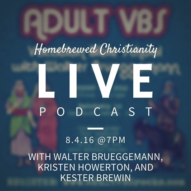 Adult VBS Live Podcast