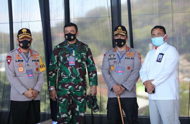 Simulasi Protokol 3K Labuan Bajo Sukses, Kabaharkam Polri: Kami Siap Kawal Kebangkitan Pariwisata Indonesia