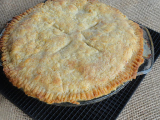 Thanksgiving Turkey Pot Pie Recipe