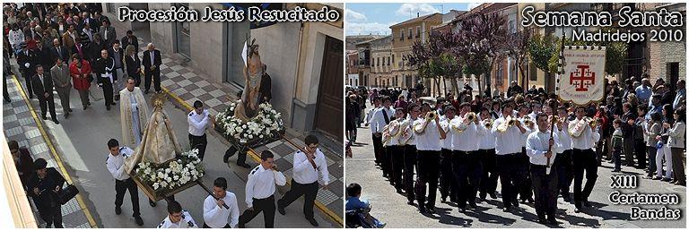 PROCESIÓN RESUCITADO 102 / CERTAMEN BANDAS 282
