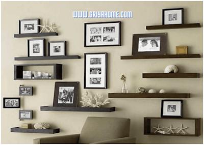 Dinding Ruang Tamu Minimalis