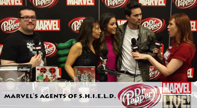 Dr Pepper Presents — Marvel San Diego Comic-Con Highlights From Day 3