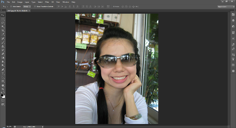 รีวิว Adobe Photoshop CS6 Beta Pscs6-01
