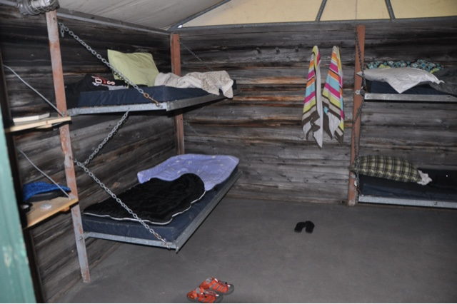 Colter Bay Tent Cabins & Driving the Dream: June 2015