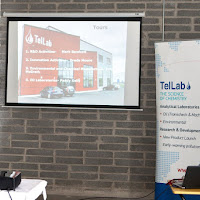 Innovation Practice Group visit to TE Laboratories, June 2016