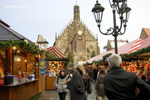 ニュルンベルク観光