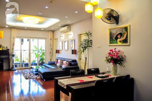 """Ngắm căn hộ """"đẹp không tì vết"""" tại Văn Khê, Hà Nội-4"""