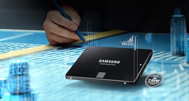 Samsung 850 EVO Solid State Drive