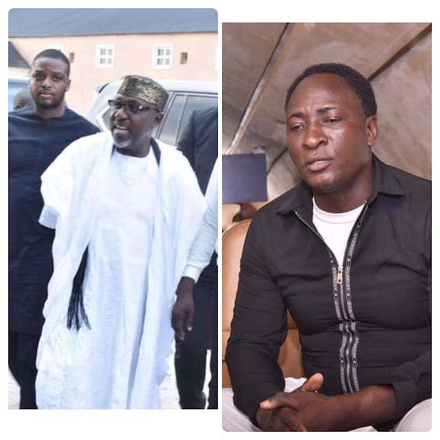Top Clergymen, Politicians, Nollywood celebrities celebrate with Popular Billionaire Prophet Omoto Fufeyin @50