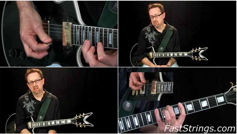 Jeff Beasley - 50 Shred Guitar Licks You Must Know