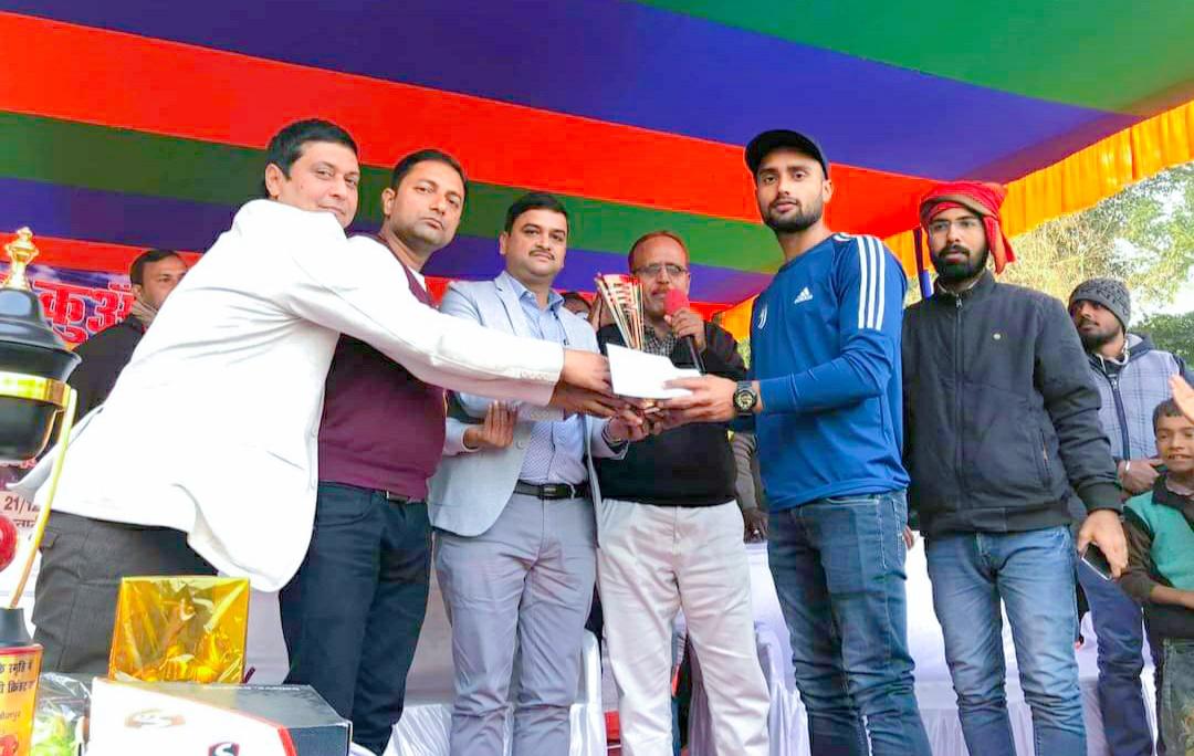 पुलिस-पब्लिक मैत्री क्रिकेट टूर्नामेंट: मुजफ्फरपुर को 69 रनों से हराकर सिवान सेमीफाइनल में पहुंचा