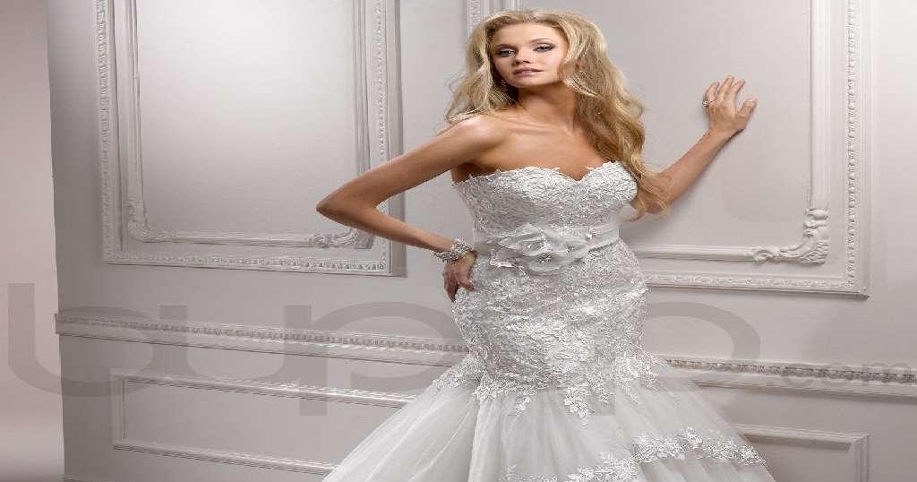 Mermaid Style Wedding Dresses With Bling,Lavender Purple Wedding Dresses