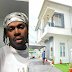 E Penalized My Oesophagus: Singer, Fireboy flaunts new house standing 'Twice Tall' [Photos]