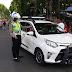 Memasang Strobo dan Sirine Bukan Haknya, Polres Grobogan Tindak Tegas Pengendara