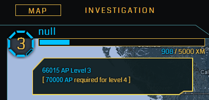 Leveling in Ingress